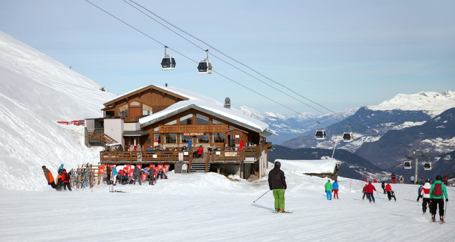 Enjoy a Relaxed Ski Holiday In Peisey-Vallandry