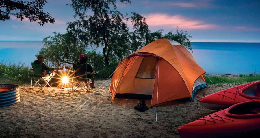 Outdoor Tents: Choosing Your Prepared Style