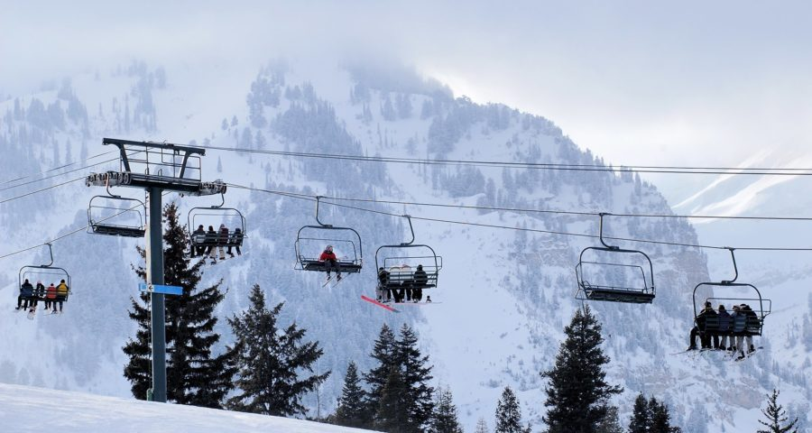 What Happens at Christmas and New Year in the Colorado USA Ski Resorts?